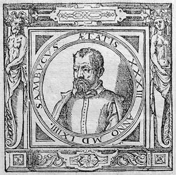 French Emblems Sambucus Joannes Emblemata 1564